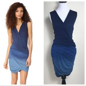 NWT Young Fabulous Broke S Ruched Cadler Dress